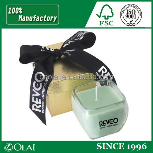 Kraft Candle Box Candle Storage Box Packaging Cardboard Candle Packaging  Boxes