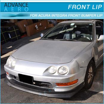 For Acura Integra Hc Style Pp Polypropylene Front Bumper Lip - Acura integra spoiler