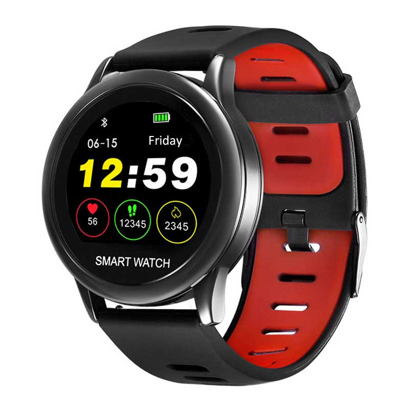 2018 tracker fitness sport watch best hiking smart watch with heart rate monitor фото