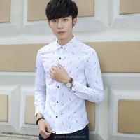Latest New Fashion Mens shirts Wholesale Casual long shirts dresses for men