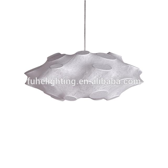 Latest Design Customized Antique Polyresin Light Pendant Lamp Decor Chandelier For Dining Room