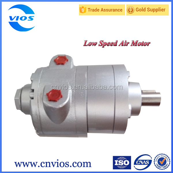 Small Vane Type Pneumatic Motor With Kinds Of Ratio
