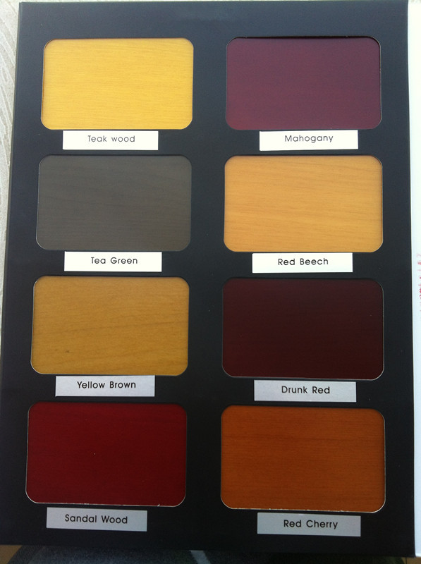 Wood coating paint stain for furniture lacquer