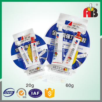 Unique design hot sale fast curing acrylic resin adhesive for glass