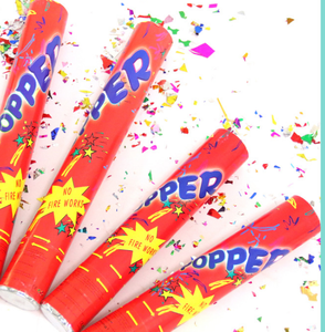 Creative Wedding gift festival celebration fireworks,handheld confetti cannon.