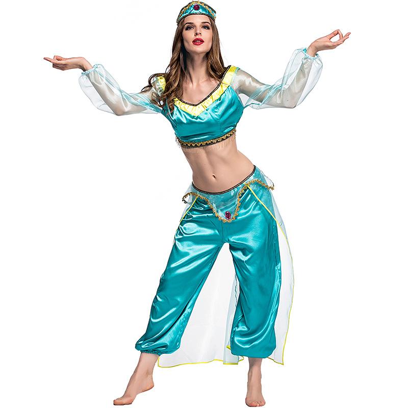 princess jasmine costume for women