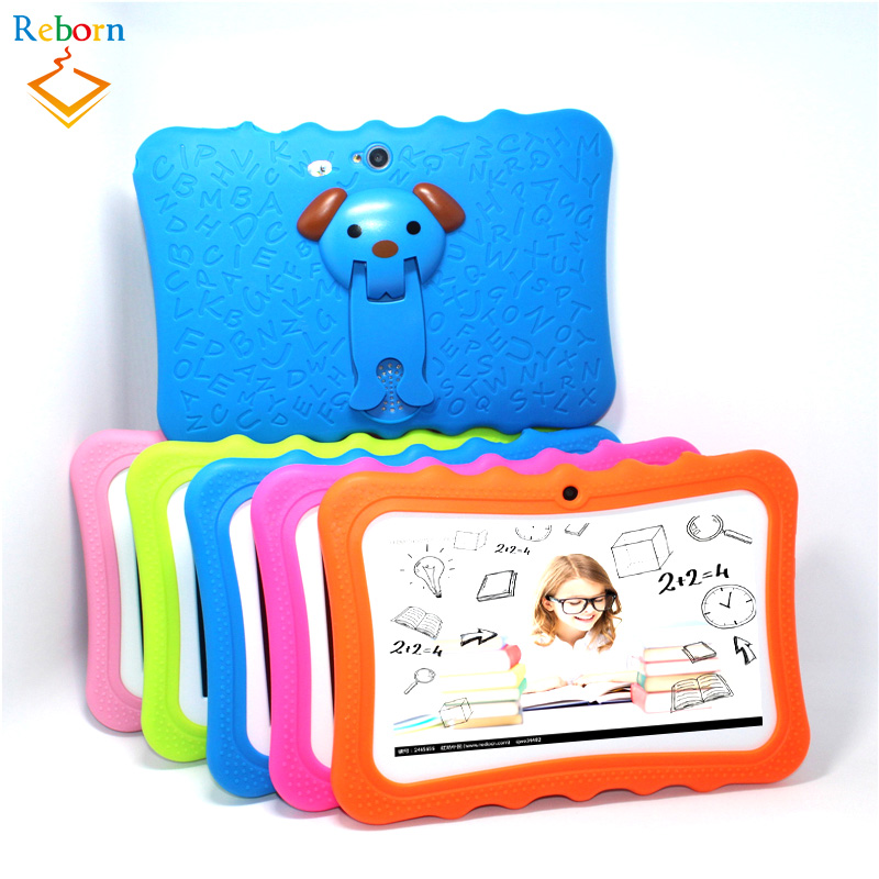 Wholesale Cheap Educational Learning APP Installed Android Kids <strong>Tablet</strong> for Christmas Gift