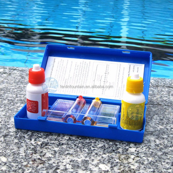 Hot Sale Efficient Spa And Ph Water Rapid Pool Test Kit Swimming Pool Kit -  Buy Swimming Pool Kit,Swimming Pool Test Kit,Pool Test Kit Product on ...