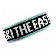 Unisex Mens Custom Knitted Custom Headband/sweatband