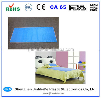 Kids Gel Cooling Bed Pad / Ice Cooling Gel Mattress Pad For Child ...