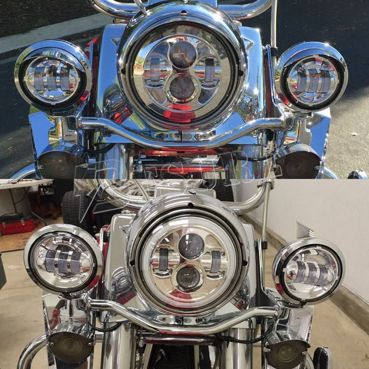 Car Light Accessories Energy Saving Motorcycle Parts For Harley Davidsons