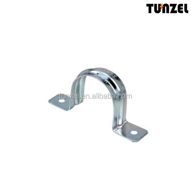 Electrical BS pipe fittings malleable full saddle by zhejiang manufacturer