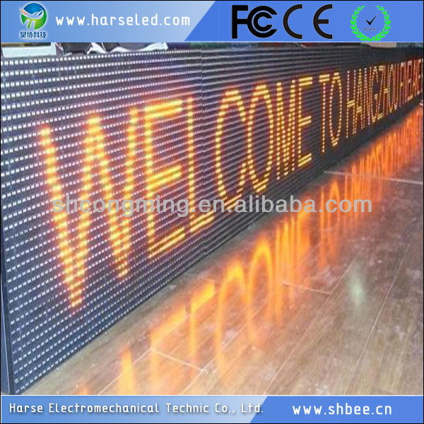 High quality customize indoor high pixel pitch 4mm led display