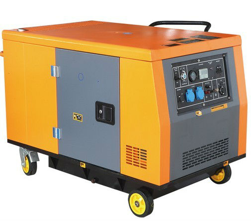 10 kva air cooled portable diesel generator