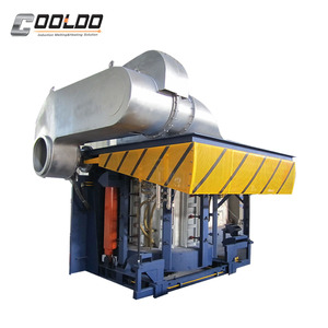 CE Approved Stainless Steel Alloy Melting Furnace