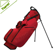 Wholesale Lightweight 4 -way Golf stand Bag Custom with four pockets