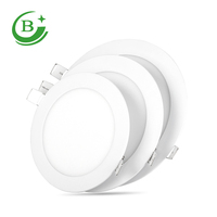 Lowest price China supplier 9w AC85V-265V round watproof ceiling light modern