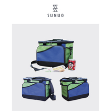 Custom Cheap Fashion Eco-Friendly Soft Cooler Lunch Bag For Camping
