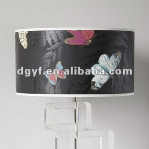 desk lamp,table lamp,drum lamp for promotion