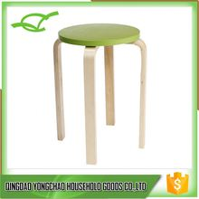 With Technical Team Room Wooden Stool