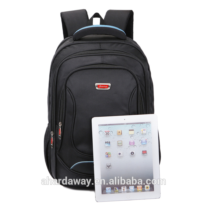 2018 Wholesale cheap light school laptop backpack