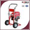 D-200-1A portable industrial pipe cleaning machine,snake drain cleaner,CE