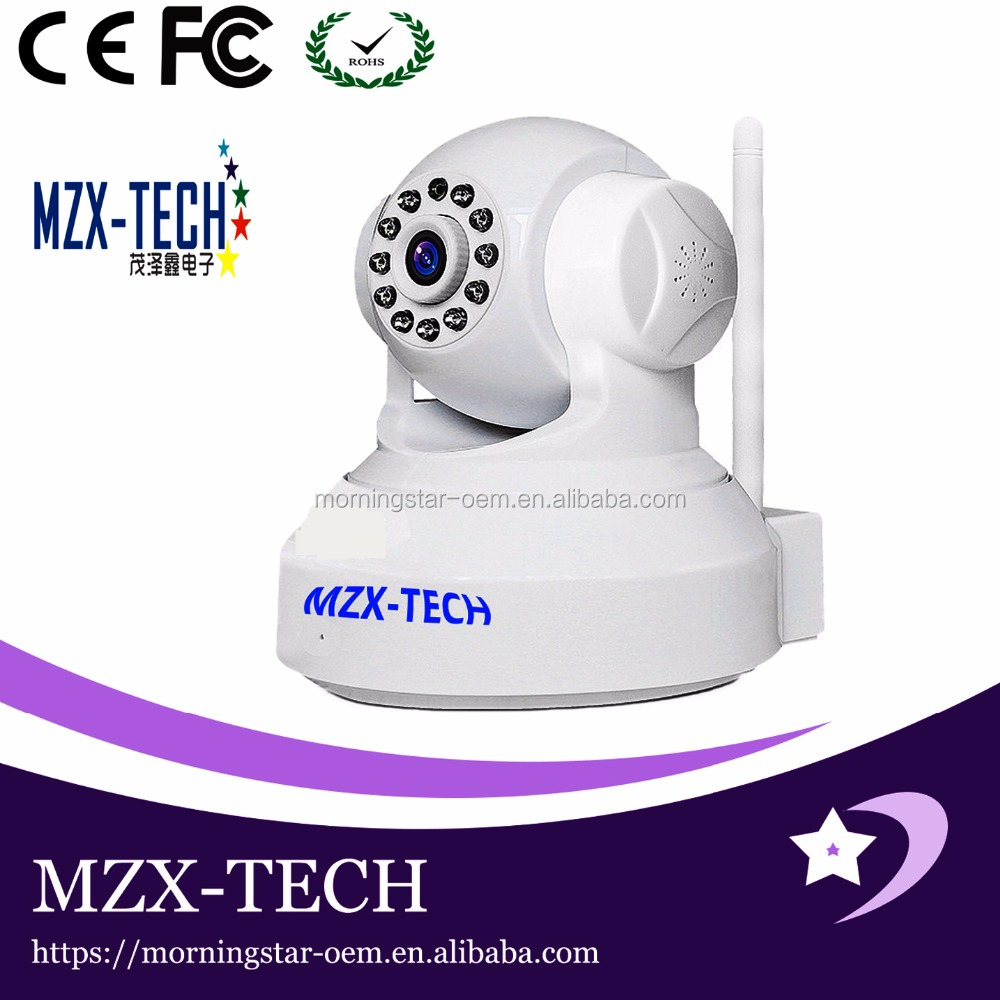 MZX-TECH OEM ODM English Version Super 5x Zoom Auto Rotary Insert Phone Card HD Night Vision Outdoor 4G Wireless Surveillance Ca