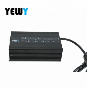900W 12A 48V Electric Intelligent Car lead acid Battery Charger