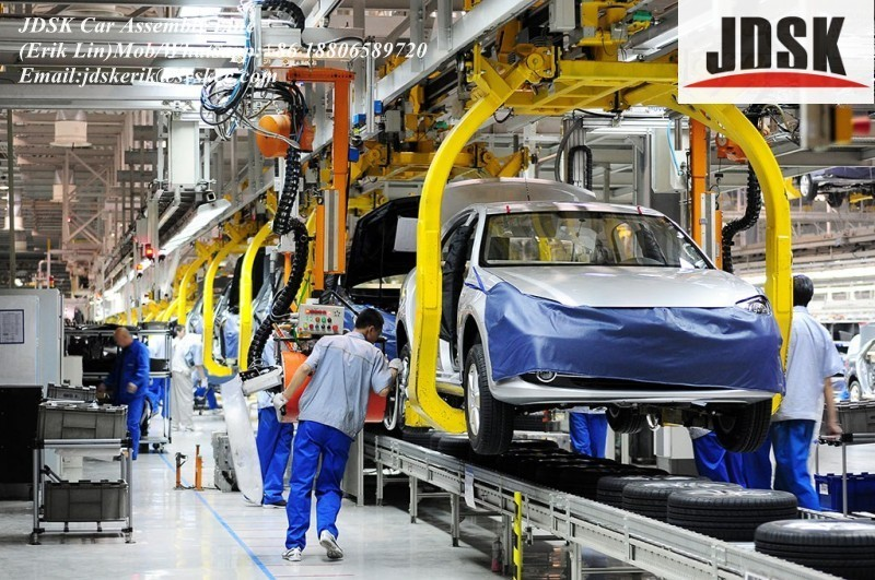 Ev Car Assembly Line For Sale New Energy Automobile ...