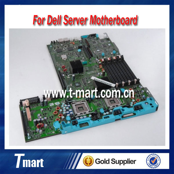 100% working Server Motherboard For Dell PowerEdge 2950 0CW954 0JR815 0N192H server system mainboard with fully tested
