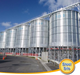 Steel silo for grain storge ,food grain silos for sale