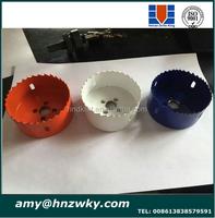 HSS M42 200mm Bi Metal Hole Saw for Acrylic Plate