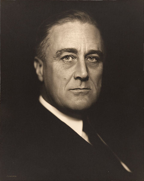 Canvas Art Prints Stretched Framed Giclee World Famous Artist Oil Painting Vincenzo Laviosa <font><b>Italian</b></font> Franklin D Roosevelt