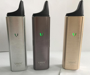 VAX MINI vaporizer dry herb Built in 3000mAH Battery vaporizer Pen for Dry Herb vaporizers E Cigarette Kits