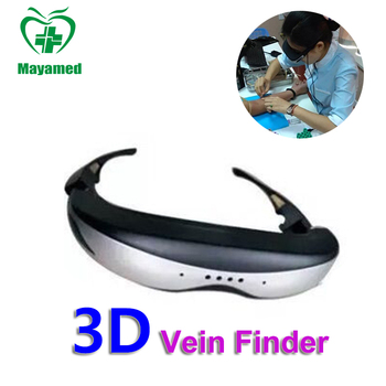 Newest hospital medical clinic vein image device Portable Head-mounted 3D Vein Finder