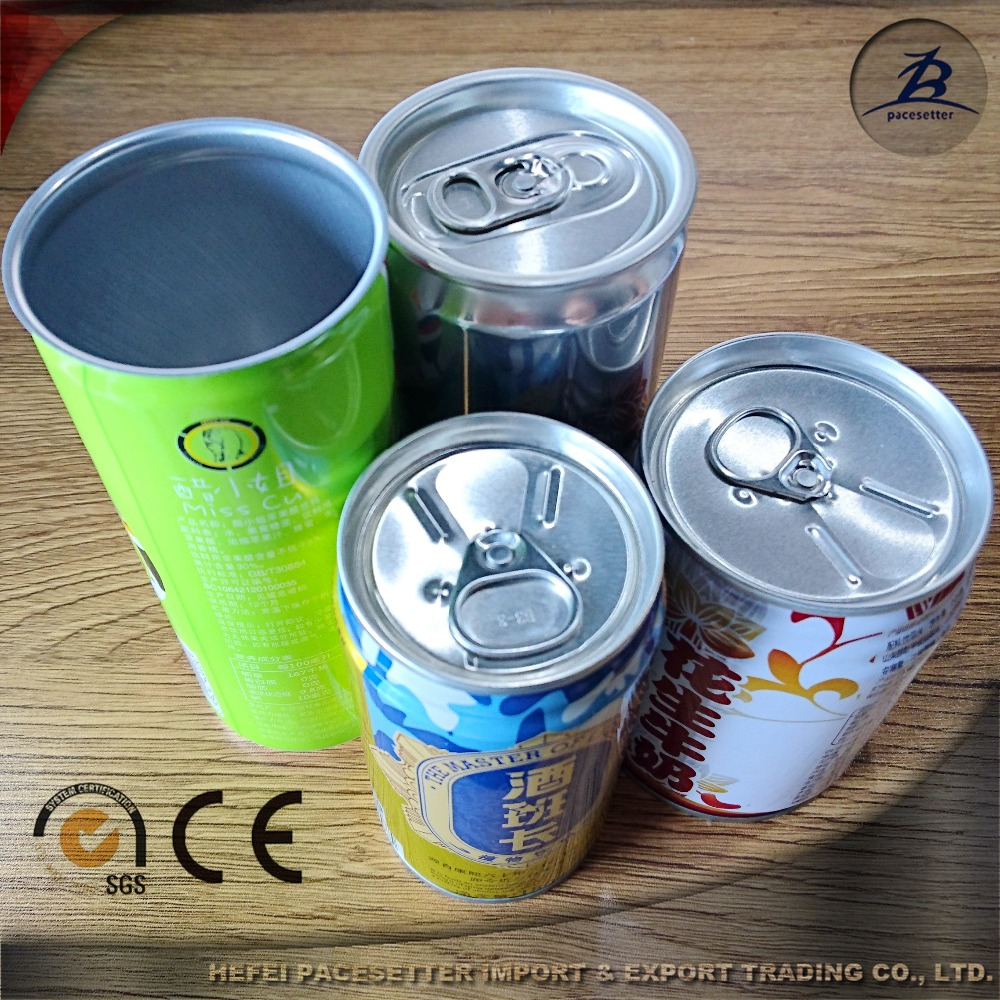 Wholesale Bulk 180ml Slim Aluminum Beverage Cans From Supplier In China -  Buy Wholesale Bulk Cans,180ml Slim Aluminum Beverage Can,Supplier In China