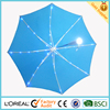 popular kids umbrella with led light on ribs and new led umbrella for shinning light umbrella