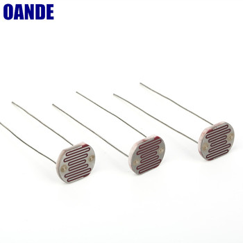 Good Price 11mm Photocell Ldr Manufacturer Photo Light Sensor - Buy ...
