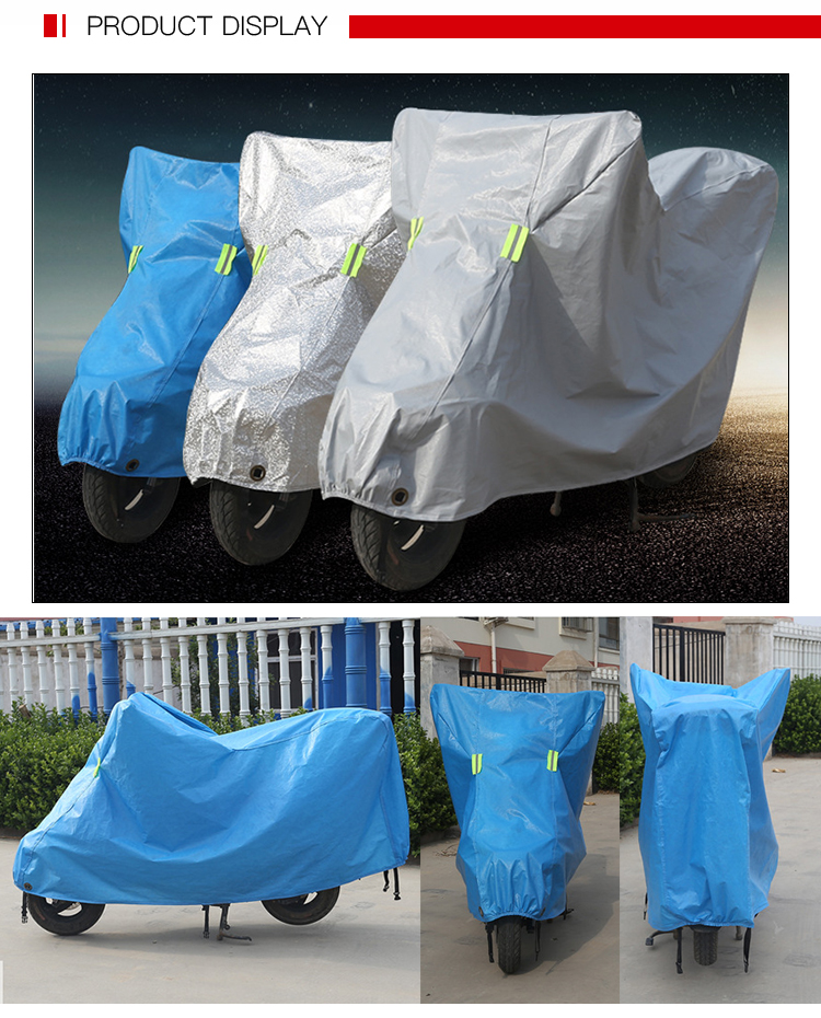 Universal motorcycle waterproof tent cover waterproof motorcycles rain cover