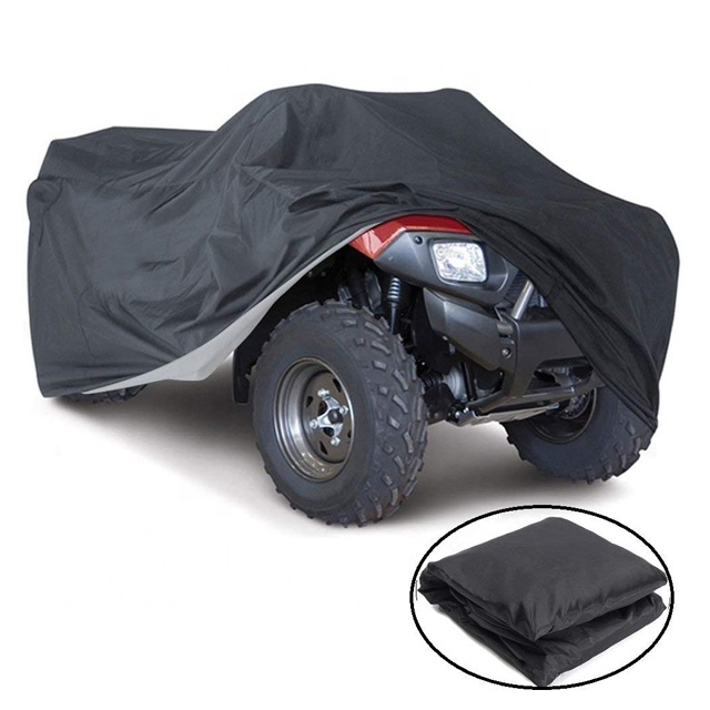 "All Terrain 4 Wheeler 4x4 Polyester 99/"" Length XXL ATV Storage Cover Camo"