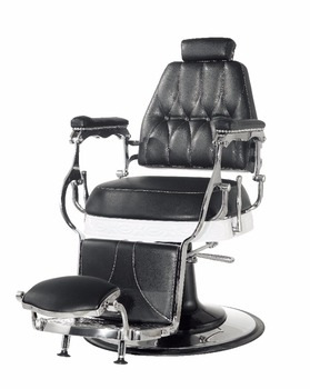 2017 hot sale hydraulic barber shop equipment reclining barber chair manufacturer in China
