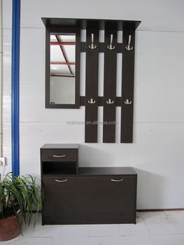 Enjoyable Black Shoe Cabinet With Coat Hanger And Mirror On Top Buy Wooden Shoe Cabinet Melamine Shoe Cabinet Shoe Cabinet Product On Alibaba Com Download Free Architecture Designs Grimeyleaguecom