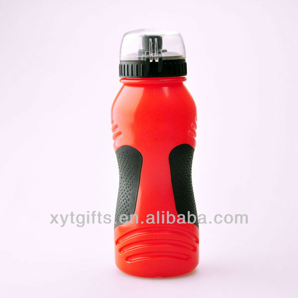 With Clear dust cover/vavle 500ml sport drink bottle FDA SGS passed