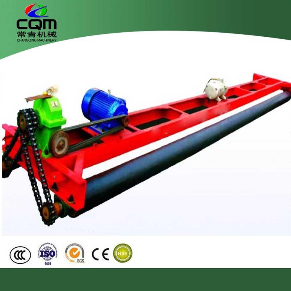 road levelling machine