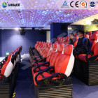 5D Movie Theater Cinema 1 Year Warranty High Identify Projector