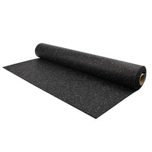 10mm thickness Gym Rubber Floor Mat rolls Fire Resistant Mat