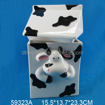 2017 High Quality Ceramic Cow Cookie Jar Wholesale Handpainting Ceramic Cow Cookie Jar Cow Candy Jar Buy Ceramic Cow Cookie Jar High Quality Cow Cookie Jar Cow Shaped Cookie Jar Product On Alibaba Com