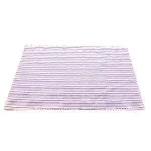 Wholesale yarn dyed stripe cotton polyester spandex fabric