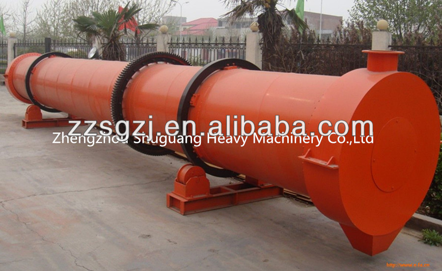 CE approval favourable price pomace rotary dryer