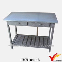 2014 new luckywind handmade shabby wooden chinese altar table